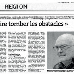 Faire tomber les obstacles